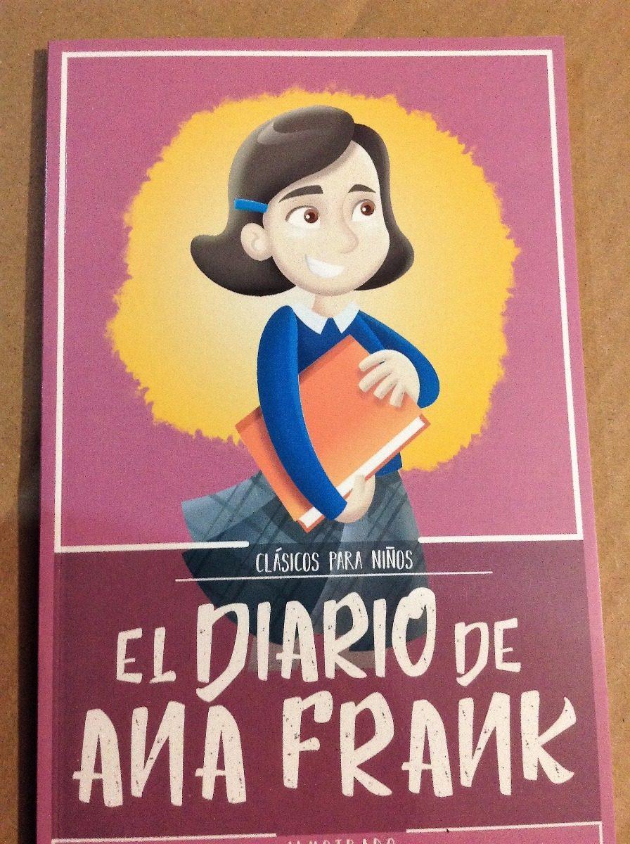 El Diario De Ana Frank Librería Don Quijote Tepalcingo